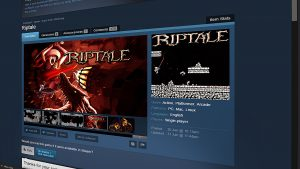 riptale on greenlight